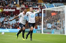 As it happened: Aston Villa v Tottenham, Premier League