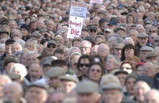 """It's time to shout stop."" - Elderly people to protest outside Dáil"