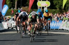 One of Irish cycling's rising stars has signed a new professional deal