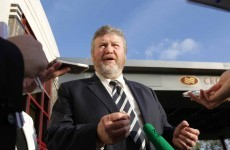 """I think it's a bit rich of Mícheál Martin""- James Reilly resists calls to resign"