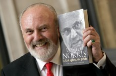 David Norris to shave off his beard - over the Seanad referendum