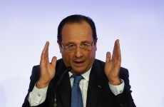"Hollande tells Obama of ""deep disapproval"" over US spying"