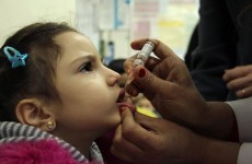 UN warns of Syria polio outbreak after cluster of cases reported