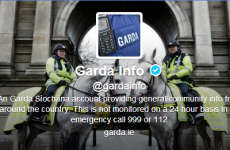 'I've never worn heels while driving' and other things we learned from the Garda Twitter Q&A