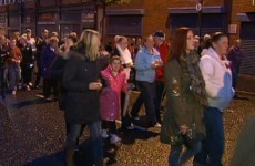 Hundreds attend walk to remember Shankhill Road bomb victims