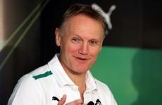 Kilcoyne left out as Joe Schmidt names 34-man Ireland squad