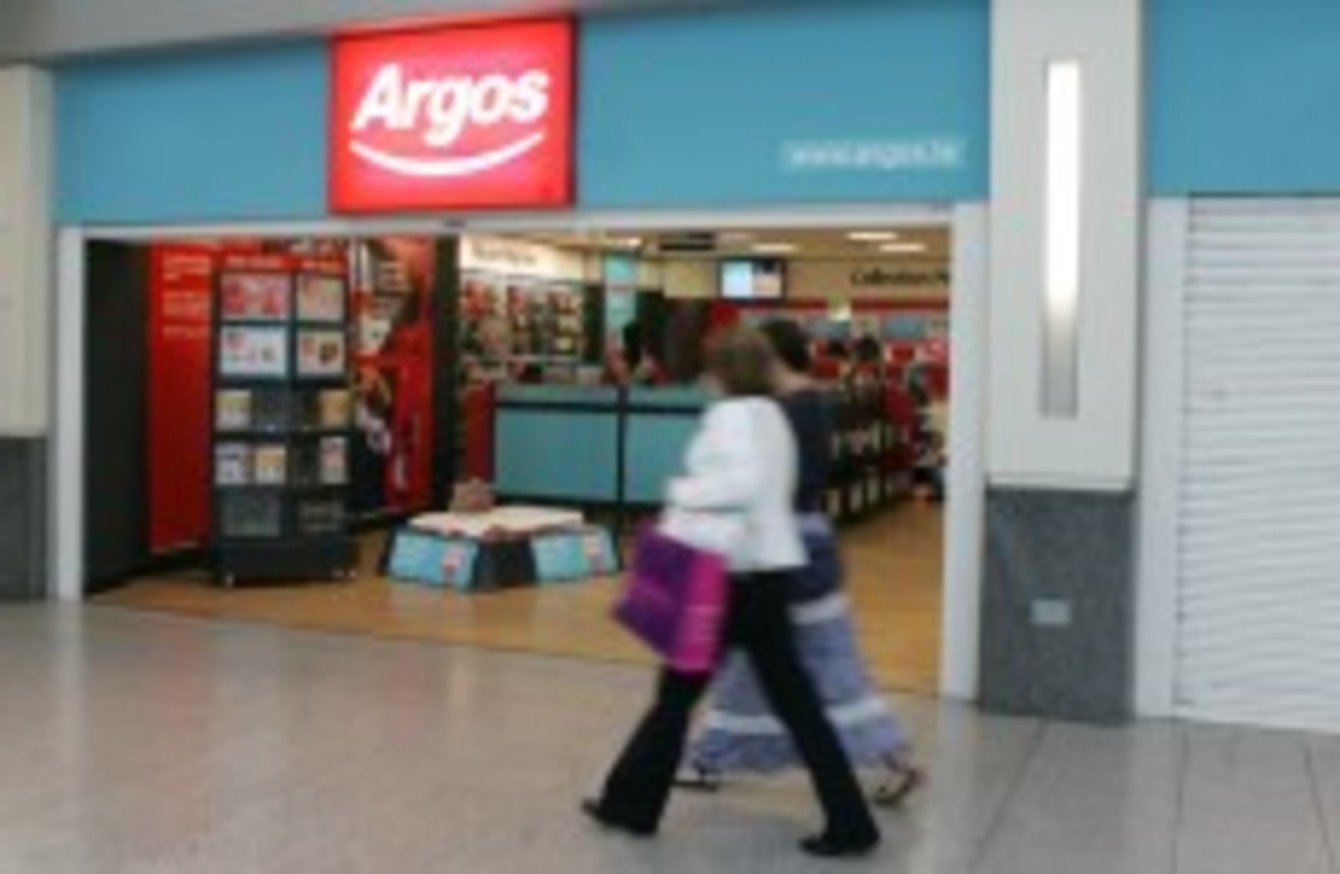 seasonal jobs up for grabs at argos this christmas middot ie part time contracts are on offer at the retailer s 40 irish stores