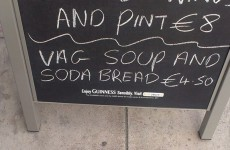 9 Irish signs that should probably have been proof-read