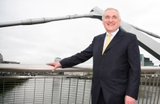 "Celtic Tiger-era Liffey bridge can't open due to ""lack of funding"""
