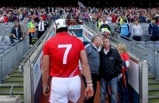 Recalled by JBM and retiring from Cork in 2012 – Seán Óg book extract