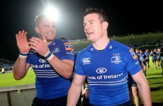 Leinster to make last-minute call on O'Driscoll for Connacht clash