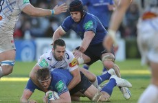 'Far from vintage Leinster are relying on Heaslip and O'Brien'