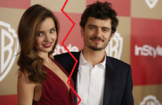 Orlando Bloom and Miranda Kerr have split up and we're really sad... it's The Dredge
