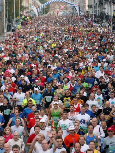 Open thread: What are your Dublin City Marathon memories