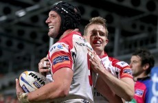 'It's not as hard as it looks' declares try-machine Dan Tuohy