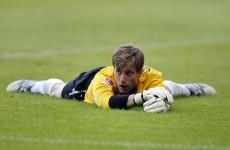 Meet the only goalkeeper to have a worse weekend than Joe Hart