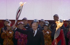 'Gay athletes will be made feel comfortable at Winter Olympics,' insists Putin