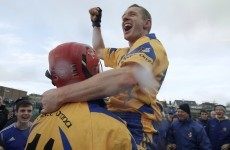 Canning, Smith and Hayes fire goals as Portumna win Galway hurling final