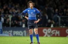Zane Kirchner set for first Leinster start despite Springboks call-up