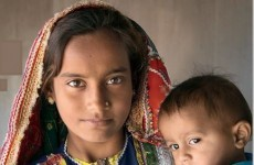 Two million girls under 14 give birth worldwide every year
