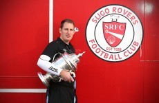 FAI Cup final: Rogers aiming to continue Sligo's tradition of goalkeeping heroics