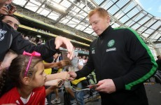 Celtic look at option of playing Champions League games in Ireland