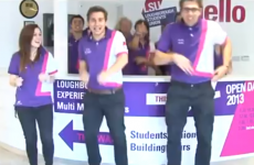 This university music video is impossible to watch without cringing