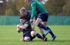 'A steely mind can get over tired lungs' -- BOD will be fit to face Samoa