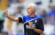 Ipswich: No contact from FAI about Mick McCarthy