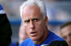 Mick McCarthy: O'Neill set for Ireland job