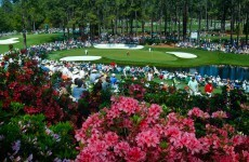 Storm delays opening of practice round at Augusta