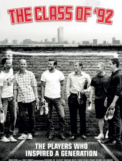 Giggs, Beckham, Scholes and the rest to feature in 'Class of 92' documentary