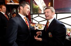 9 things Brian O'Driscoll can do* now he's got the Freedom of Dublin