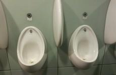 University physicists explain how men can prevent urinal splashback