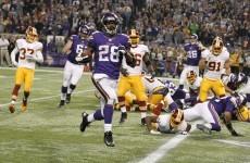 Vikings turn on the style in second half blitz of Washington