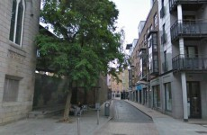 Why is Dublin dedicating a 300-year-old tree to the city of Barcelona?