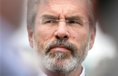 Adams: I have never shirked my responsibility on issue of 'The Disappeared'