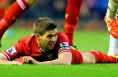 Gerrard shrugs off Ferguson criticism