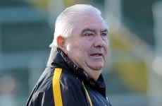 Joe Kernan to mediate on potential Dr McKenna Cup player disputes