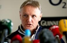 LIVESTREAM: Watch Ireland manager Joe Schmidt's pre-Australia press conference