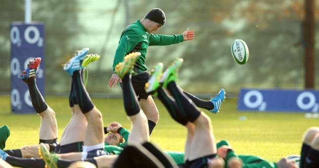 Ireland out to 'maintain the rage' against Australia