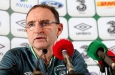 O'Neill set to experiment in his first outing with Ireland