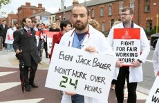 """We are putting our trust in the HSE"" - junior doctors"