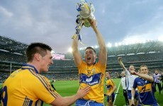 Can 8 Clare senior hurlers win a county football final today?