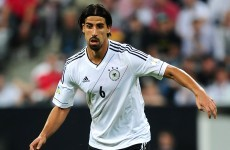 Khedira's World Cup in doubt after cruciate tear