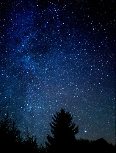 The stars at night, are big and bright, deep in the heart of...Monaghan?