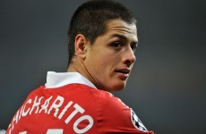 Fantasy Football: the points are down Mexico way with Chicharito