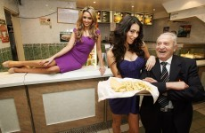 Could you be the face of chippers in Ireland?