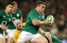 Ireland's McGrath confident he can cope with All Blacks