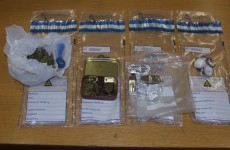 Gardaí seize heroin and cannabis at Athlone house